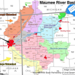 Entire Maumee Watershed: a.k.a. Maumee River Basin