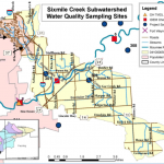 Sixmile Creek Subwatershed