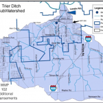 Trier Ditch Subwatershed
