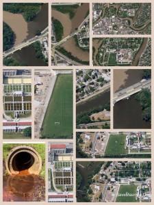 Fort Wayne Rivers and riparian areas