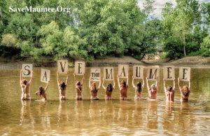 Nudity Save Maumee