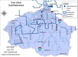 Trier_Ditch_HUC_12_Upper_Maumee_Allen_County
