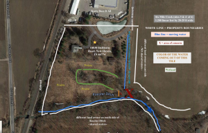 Six Mile Creek: LOCATION 3 & 4